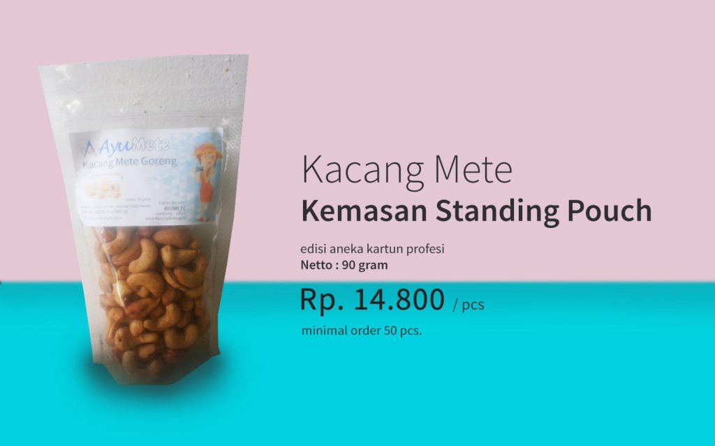 jual mete-standing-pouch
